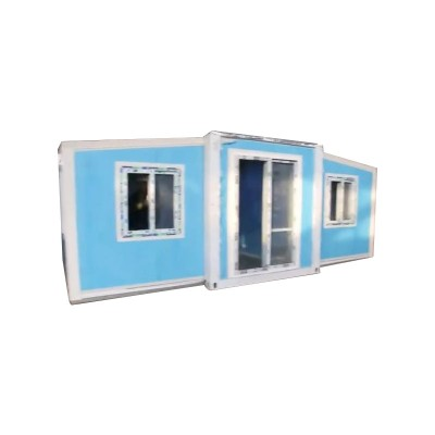 Manufacturer for 20ft Expandable Container House Living And Office - assembled cheap portable house – Yixi