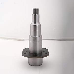 Axle Components Forged Spindle for RV Trailer Suspension