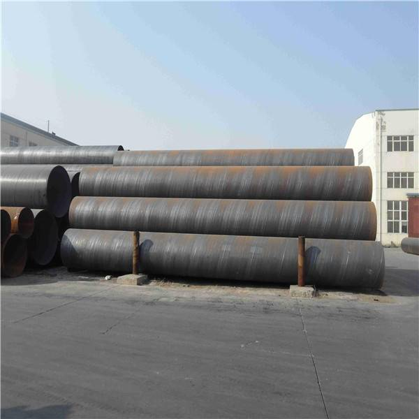 API5l X70 SSAW Spiral Welded Steel Pipe