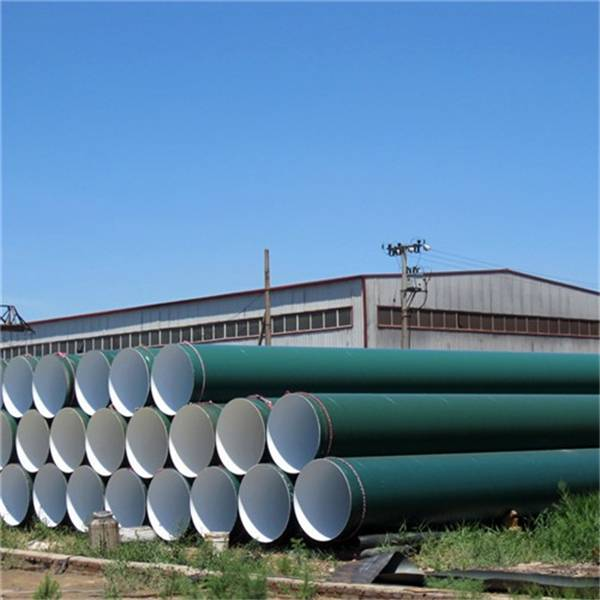 FBE Epoxy Powder Korrosjon Pipe
