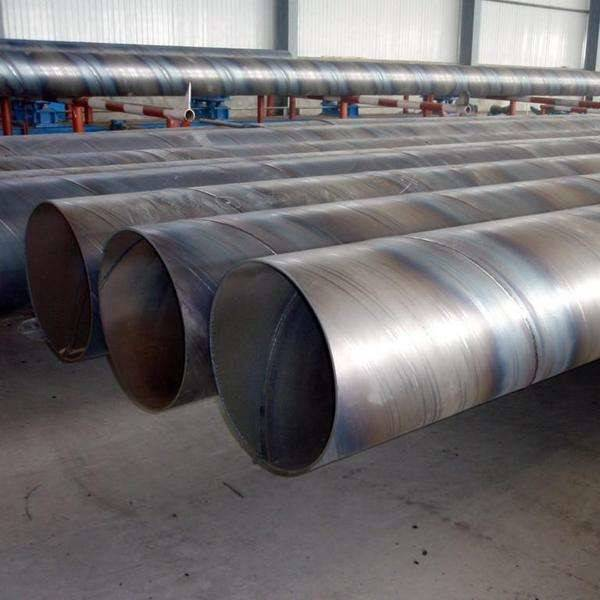 Spiral Submerged-arc Welded (SSAW) pipe Submerged-arc Helical Welded (SAWH)  pipe