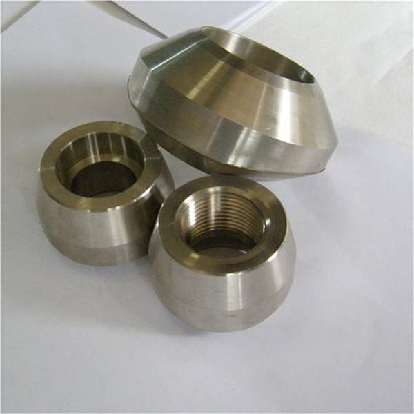 ASTM A403 DIN ANSI B1.20.1 carbon steel threadolet