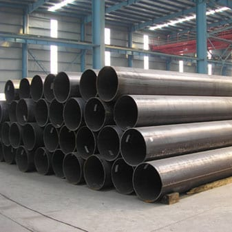 API 5L LSAW Steel Pipe Minyak Gas Air Transport Pipeline