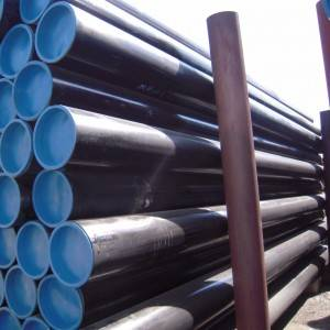 L80 API 5CT SEAMLESS PIPES
