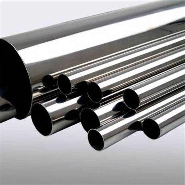 ERW 316 Stainless Steel Welded Pipe/Tube