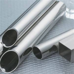 ERW Stainless Steel Welded Pipe/Tube for Building Materials