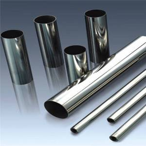ERW 316ti Stainless Steel Welded Pipe/Tube