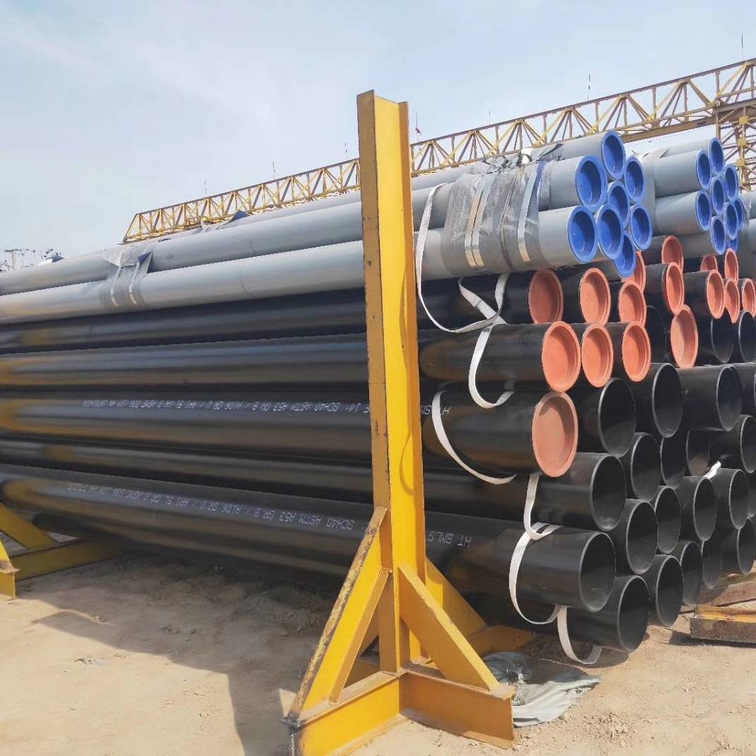 Carbon Steel Gas Pipe