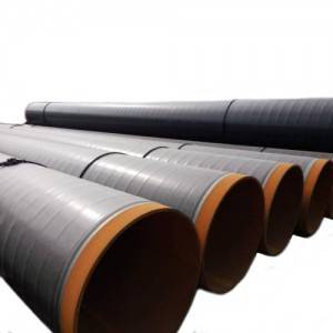 Anti corrosion low carbon steel pipe/high temperature resistant