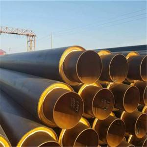 Heat Anti-corrosion insulating steel pipe