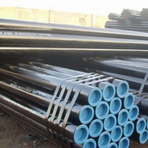 Oil Field API 5CT Seamless Steel P110 Oil Pipeline In Pipe