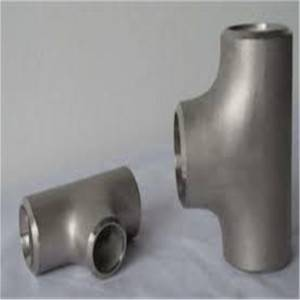 Reliable Supplier Butt Weld Pipe Fitting - Stainless Steel Tee – Houdong