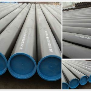 Carbon Steel A53grb Sch40 Saw Pipe ERW Pipe