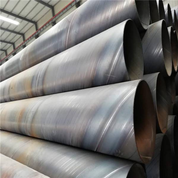 API5l X60 SSAW Spiral Welded Steel Pipe
