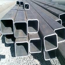 Q195 Black Annealed Welded Carbon Square and Rectangular Hollow Section Iron Steel Tube with Huge Stock