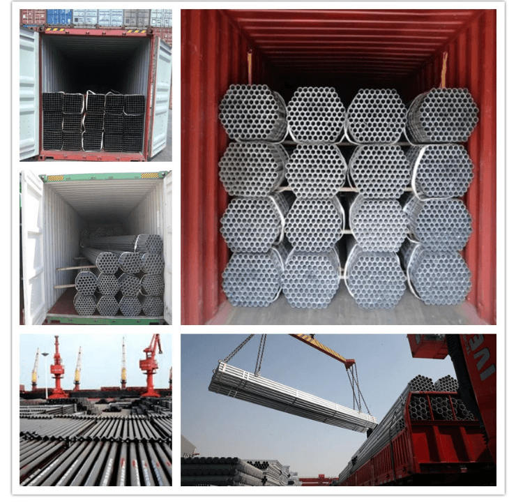API 5L A106 A53 seamless steel pipe used for petroleum oil pipeline