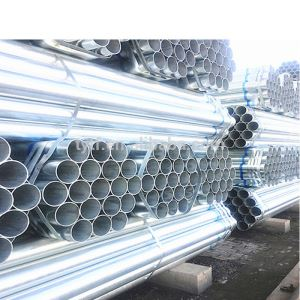 Round Carbon ERW Steel  Pipe