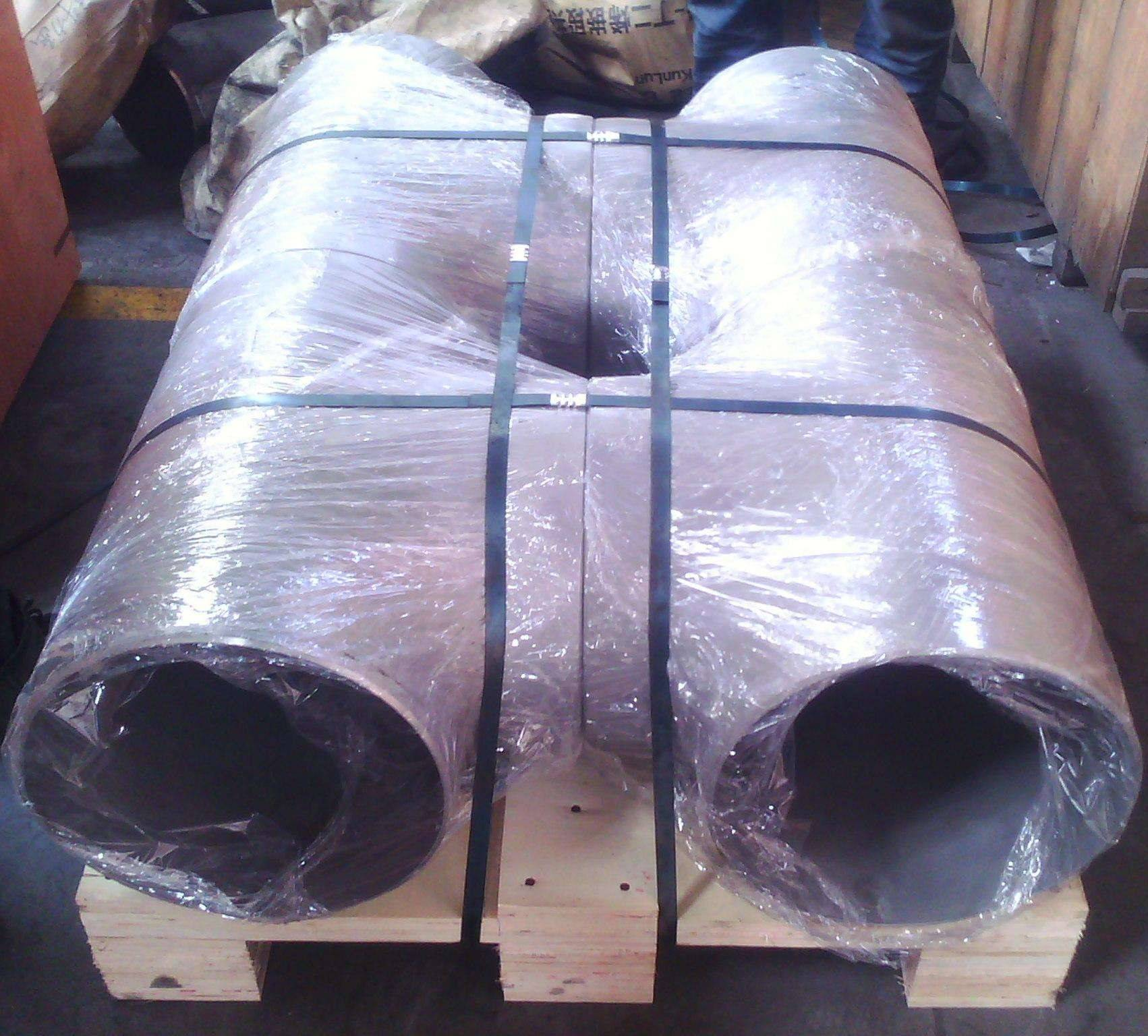MSS SP-43 Pallet Packing for Pipe Fitting&Reducer