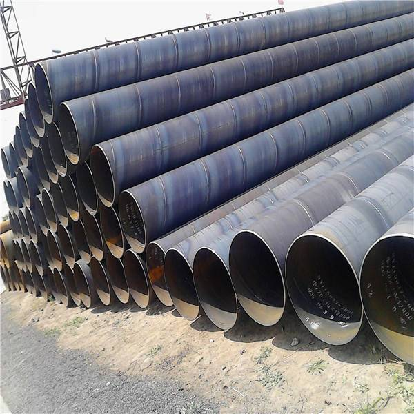 API 5L X65 SSAW Spiral Submerged-arc Welded Steel Pipe