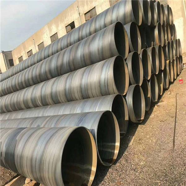 API 5L X80 Spiral Welded Steel Pipe