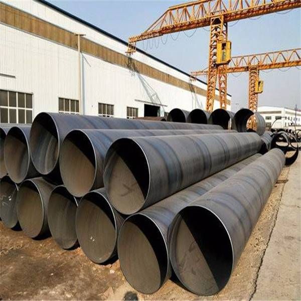 ASTM A53 SSAW Spiral Pipe SAWH Pipe