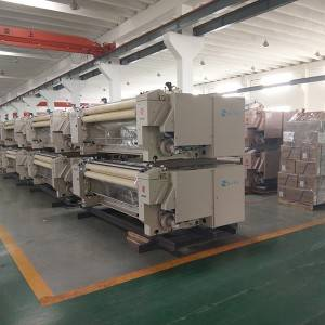 New Delivery for Water Jet Textile -