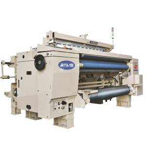 Rapid Delivery for jet Loom – Sectional Warping Machine -