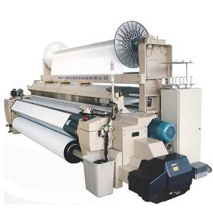 JA11 high and low dual loom beam air jet loom