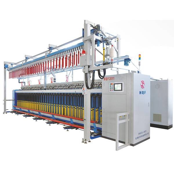 HQF 2011 automatic doffing roving machine Featured Image