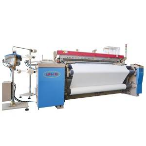 Top Suppliers China Double-Nozzle Water Jet Dobby Shedding Loom Textile Weaving Machine