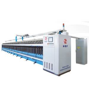 Top Grade Yarn Bobbin Winding Machine -