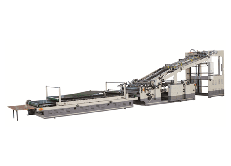 Hrb-B Automatic Flute Laminator Machine Featured Image