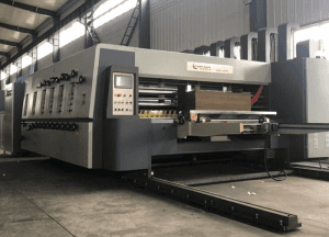Hrb-924 Ffg Flexo Folder Gluer Box Line
