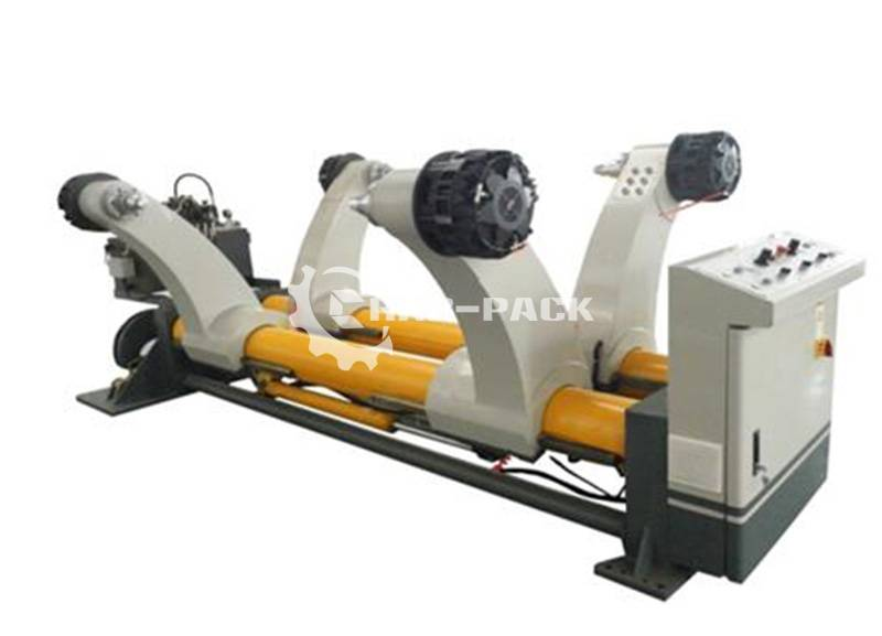Factory source Semi-Auto Flute Laminator Machine -