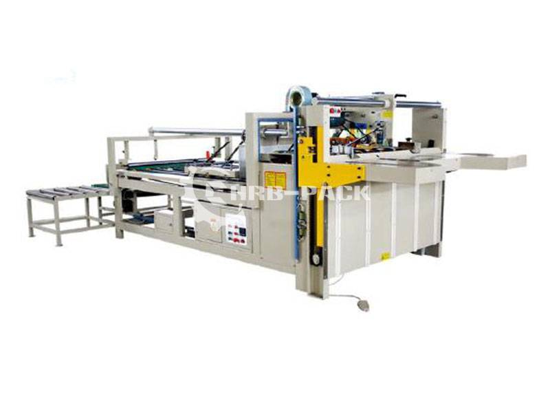 Factory best selling Cardboard Flute Laminator Machine -