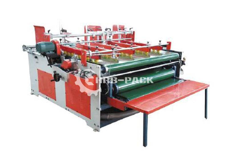 Factory Cheap Hot Carton Box Printing Slotting Machine -