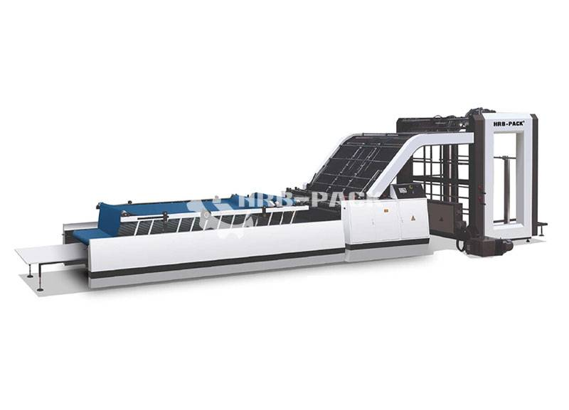 HRB-A Fully Automatic Flute Laminator Machine