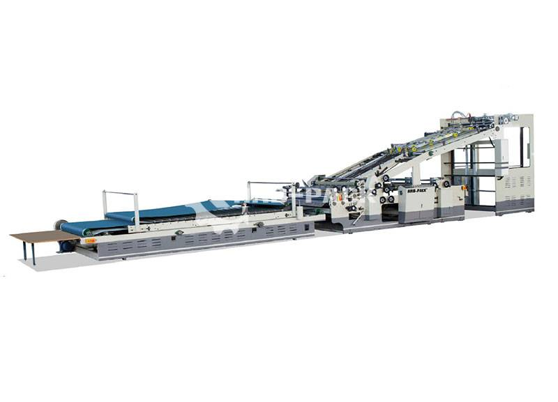 HRB-B Fully Automatic Flute Laminator Machine