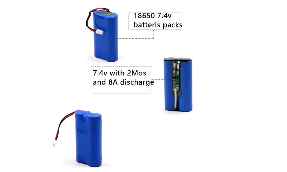 2Sx18650 Battery Supplier 7.4v2200mAh with KC certification Featured Image