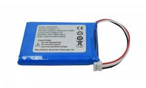 High capacity rechargeable lithium polymer battery HRL945065 4000mah for Portable_Lamp