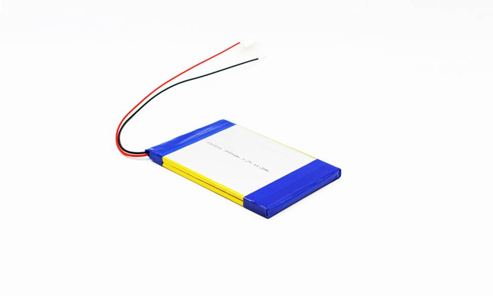 Factory Promotional Rechargeable 3.7v Polymer Battery -
