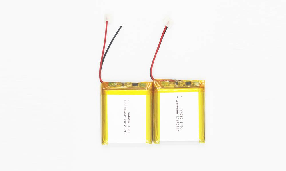 Factory making 7.2v Lipo Battery -