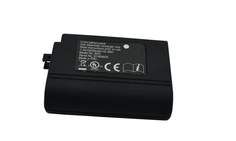 Factory Outlets Li-Ion Battery 3.7v Dlg Inr18650-3200mah -