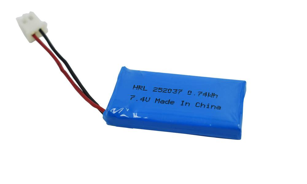 Quality Inspection for Lipo Battery Radio Control -