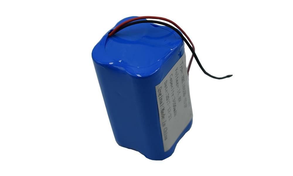 New Fashion Design for 3.7v 2500mah Battery Lithium -