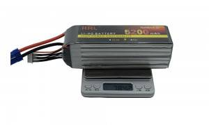 Best-Selling 7.4v 4400mah 10c Li-Polymer Battery Pack -