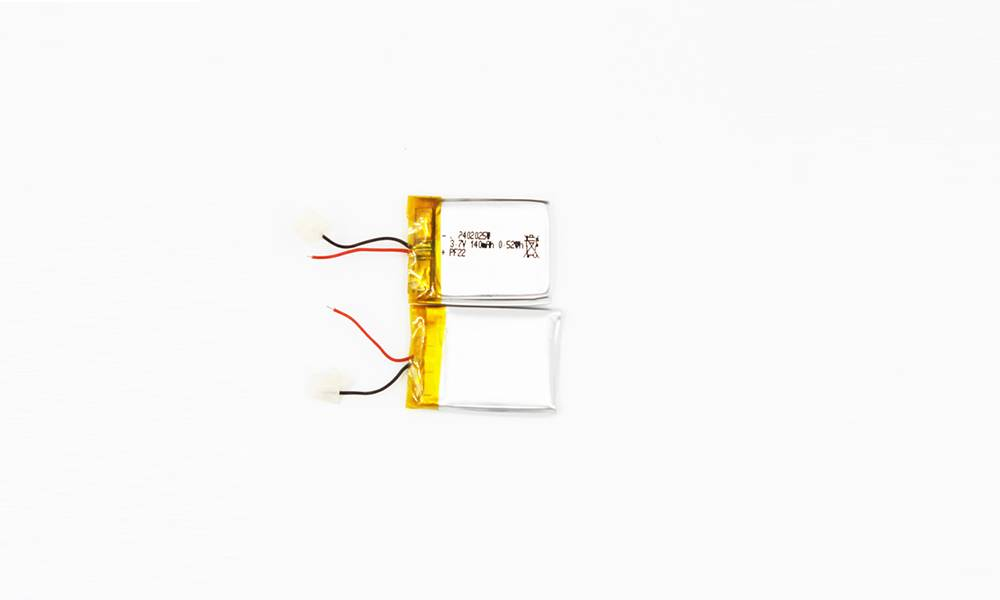 High Quality 600mah Lithium Battery -