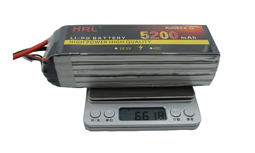 HRL8248143 18.5v 5S 35C 5200mah  Lipo Battery Rc Battery Featured Image