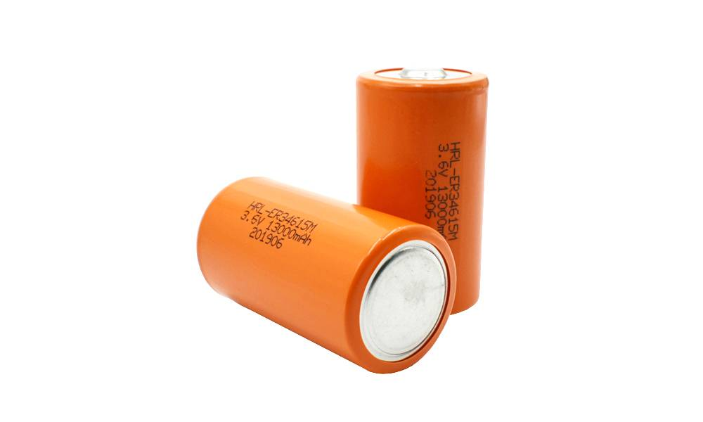 Hot Selling Li-SOCl2 ER34615M D size 3.6V 13000mAH Lithium Ion Battery Featured Image