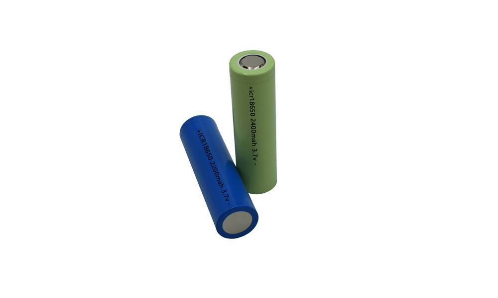 cylindrical lithium battery 3,7v 18650 2200mah lithium iron phosphate battery Featured Image
